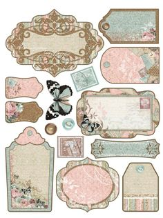 Free printable from paperwishes.com that goes with their Handmade Memories Paper Pack http://www.paperwishes.com/products/4104180
