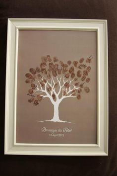 baby shower thumbprint tree template.html
