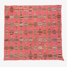 Diamond Fan: Selvage Blog: Quilts at the Mingei International Museum