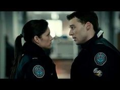 Rookie Blue 4x12- Sam Sees Andy/Nick Kiss