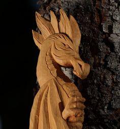 Artículos similares a Bastón de dragón