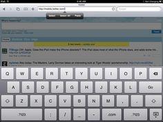50 really useful iPad tips and tricks