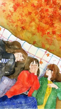 Read Girl art from the story Galeri Vector & Gambar Mentahan by la_flz (HIATUS) with reads. Best Friend Drawings, Bff Drawings, Stock Design, Cover Wattpad, Arte Indie, K Wallpaper, Wow Art, Anime Art Girl, Cute Illustration