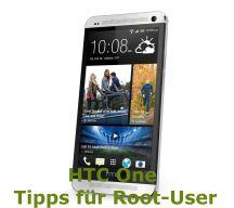 HTC One rooten
