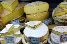 "Paris: ""Hoo-boy, if La Fermette (86, rue Montorgueil) doesn't become your favorite cheese shop in the whole wide world, there's something wrong with you."" I can not wait to find out if something is wrong with me or not! Cheese, please, oh please!"