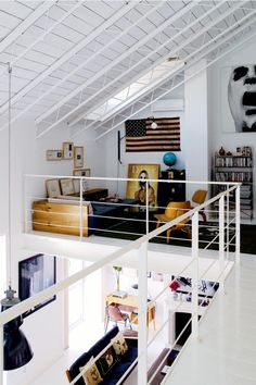 Loft space   # Pinterest++ for iPad #