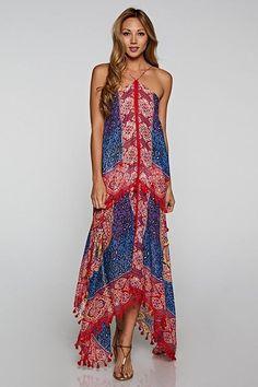 1f86726a96db 204 Best Maxi Dresses images | Maxi dresses, Bohemian Fashion, Boho ...