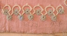 Antique Tatting