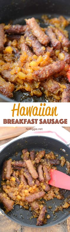 Hawaiian Breakfast S