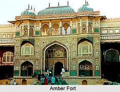 Overlooking the Maota Lake, Amber Fort is enriched with cobbled passageways, numerous gates and gigantic ramparts. For more visit the page. #fort #travelindia  #rajasthan