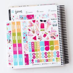 Hot & Cool (Bonanza + Jumbo Kits + A La Carte)  | ECLP Vertical by FasyShop on Etsy