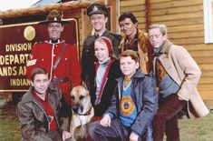 """""""XNY556. B for Bob. Come in please.""""  The Forest Rangers was one of my favourite tv shows when I was a kid."""