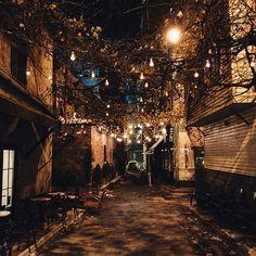 Midnight in Istanbul..