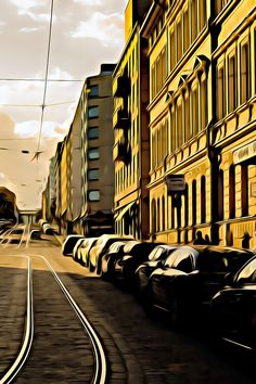 #travel #helsinki #wallpaper #poster #hakaniemi #photo about life #hakaniemi #auringonlasku #valokuva Happy Moments, Helsinki, Street Photography, Photo Art, Dream Catcher, Cities, Dreaming Of You, In This Moment, Sunset