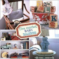 Stoney Creek Blog: Vintage Decorating for Baby's room