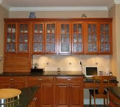 Glass Kitchen Cabinets Google Search
