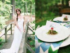 Maine Summer Camp Wedding Ideas