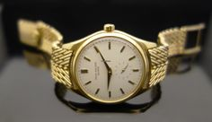 Patek Philippe Calatrava rose gold with Enamel. ref.2526