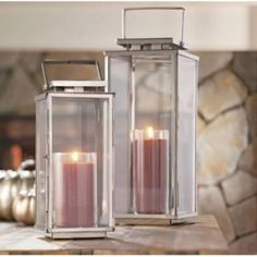 Light your home stylishly with our exclusive Nauset Lanterns.  | Yankee Candle | The Promenade Bolingbrook
