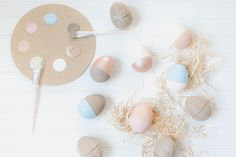 DIY Surprise Easter Eggs | Monika Hibbs