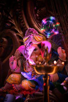 Ganpati Bappa Morya by Sneh Saluja - Photo 274143031 / Shri Ganesh Images, Shiva Parvati Images, Ganesha Pictures, Ganesh Chaturthi Status, Happy Ganesh Chaturthi Images, Ganesh Pic, Ganesh Lord, Lord Ganesha Paintings, Ganesha Art