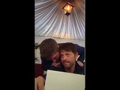Cockles moment #Jib7 2016 YouTube They're so cute together awwww