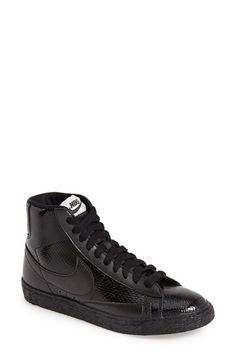 Free shipping and returns on Nike 'Blazer Mid' Sneaker (Women) at Nordstrom.com. A snake-embossed upper and signature Swoosh style a classic mid-cut street sneaker modeled after old-school basketball shoes.