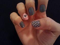 I need gray nail polish