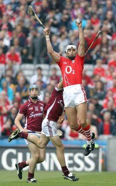 Sean Óg Ó hAilpín Sport Sport, Cork Ireland, Isle Of Man, Cool Countries, Man United, My Favorite Image, Hurley, Rebel, Grass