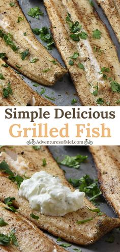This grilled fish fillets recipe adds a whole new level of deliciousness to dinner. Healthy, delicious, lightly seasoned fish fillets on the grill. #fish #grilledfish #grillingrecipe #fishrecipe #grilledtrout #fishfillets #grilledfishfillets #healthyrecipe #healthyeats #healthyfood #troutfillets #delicious #food #dinnertime #dinnerrecipe #dinner