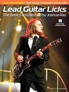 Lead Guitar Licks (Softcover Video Online)