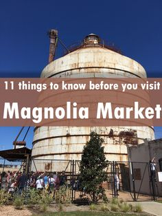 Chip & Joanna Gaines' 'Fixer Upper' Magnolia Market: 11 things to know before you visit Waco's silos Fixer Upper Joanna, Gaines Fixer Upper, Magnolia Fixer Upper, Chip Und Joanna Gaines, Magnolia Joanna Gaines, Chip Gaines, Magnolia Farms, Magnolia Homes, Magnolia Market Waco
