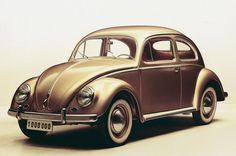 1938: VW Käfer