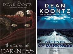 Good Reads: The Eyes of Darkness - Your Fibro Support Dean Koontz, Thriller Novels, One Year Ago, Take Back, How To Find Out, Writer, Medical, Author, Feelings