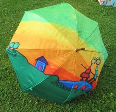 Parapluies enchantés
