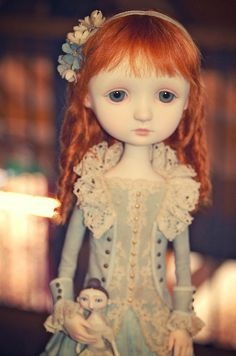 Doll by Ana Salvador