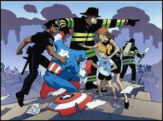 ERS, Ink. - Movie, TV, comic book, and entertainment news: We Will Never Forget!