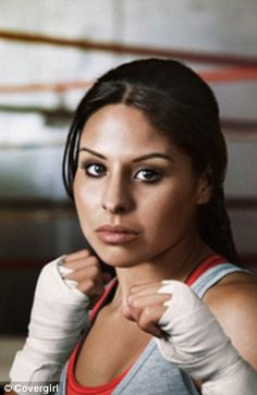 U.S. Has Its First Female Olympic Boxer: Meet Ms. Marlen Esparza