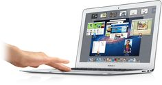 Apple - MacBook Air - The ultimate everyday notebook.  My birthday is at the end of the month!!!!!!!  LOL