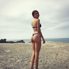 First at the beach