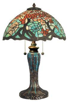 Louis Comfort Tiffany Cobweb Lamp