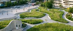 Canadian Museum of Civilizations Plaza #gardens #LandscapeArchitecture