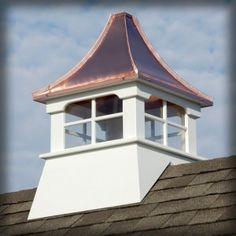 Gotta have a cupola