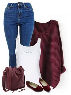 """""""Untitled #1468"""" by tinkertot ❤ liked on Polyvore featuring Topshop"""