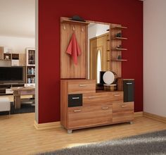 Esiku komplekt Grand, ploom/läikiv must hind Modern Coat Hooks, Entryway, Restaurant, Furniture, Home Decor, Entrance, Decoration Home, Room Decor, Door Entry