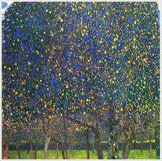 Gustav Klimt, Pear Tree