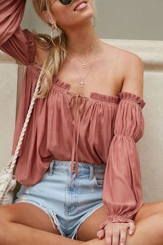 cute and popular girly outfits ideas suitable for every woman 11 Winter Fashion Outfits, Spring Outfits, Fall Fashion, Style Fashion, Girly Outfits, Cute Outfits, Vestidos Forever 21, Forever 21 Outfits, Stylish Eve
