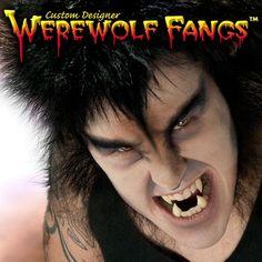 Custom Designer© Werewolf Fangs™