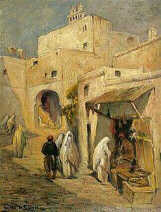 Arabian Theme, Arabian Art, Art Arabe, Fantasy Town, Exotic Art, Arabian Nights, Van Gogh, Wall Art Pictures, Storyboard