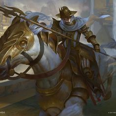 Image result for paladin of atonement art mtg